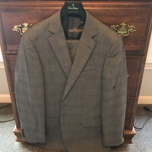 Brooks Brothers 346 suit Fitzgerald Fit